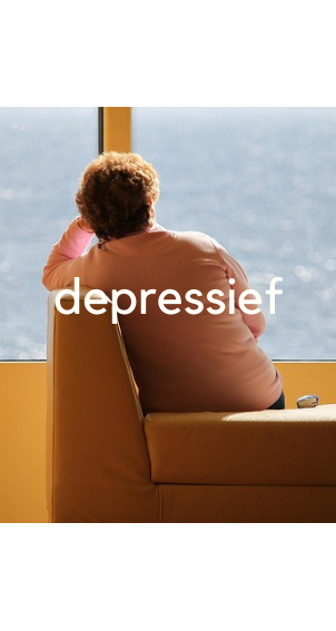 Depressie hoort tot verleden tijd